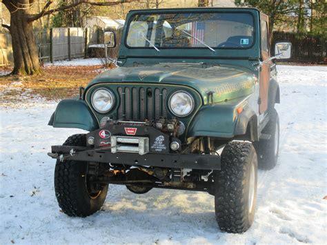 amc jeep 1979 amc jeep golden eagle cj5 cj 5 jeep cj lifted with