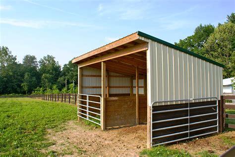 Livestock Barn Plans And Designs