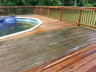 ready seal deck stain retailers ecowash low pressure power wash services home