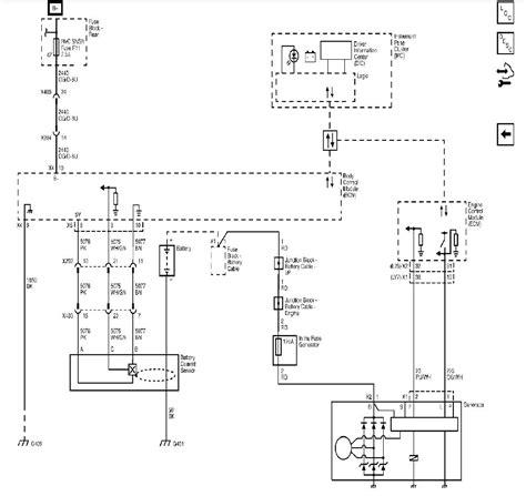 Commodore Alternator Light Charge