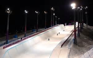 Sochi Olympics, women's snowboard halfpipe qualifying live ...