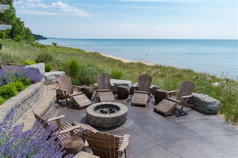 gorgeous lake michigan lakefront rentals plan a lake vacation w beachwalk