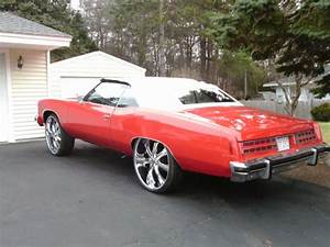 Pontiac Other Convertible 1974 Red For Sale  2p67w4p267457