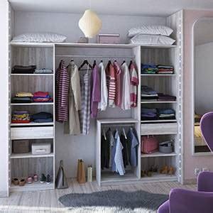 dressing am 233 nagement placard et meuble de rangement rangement dressing leroy merlin