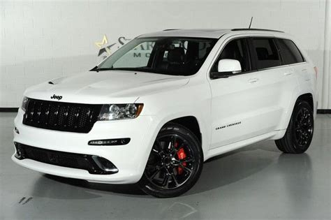 jeep grand cherokee srt  sale jeep grand