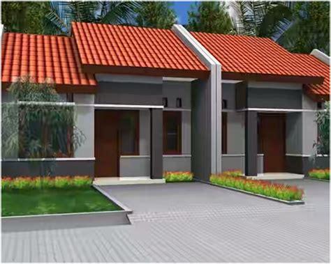 model rumah minimalis sederhana tipe desain rumah unik