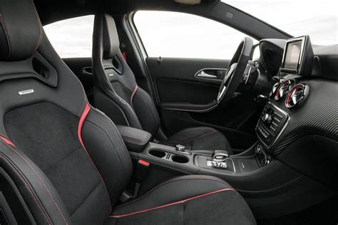 a 45 amg interieur interieur mercedes a 45 amg photo