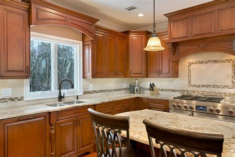 kitchen cabinets brick nj designing with cherry cabinets brick new jersey by design 5935