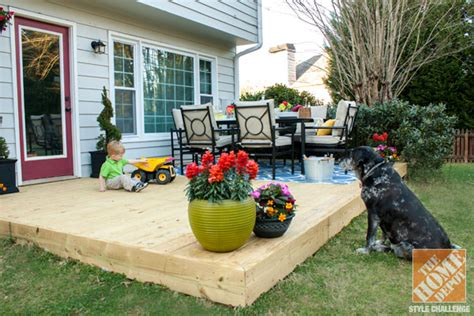 New Patio Ideas by Small Patio Decorating Ideas By Of View Along The Way