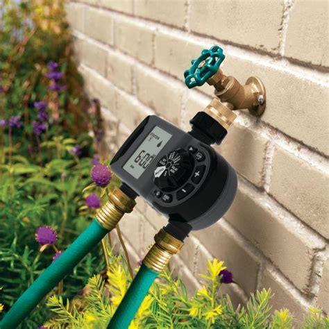 orbit irrigation systems 2 outlet hose faucet timer 56544