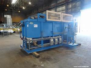 Used- Great Lakes DAF 55 Dissolved Air Floatation
