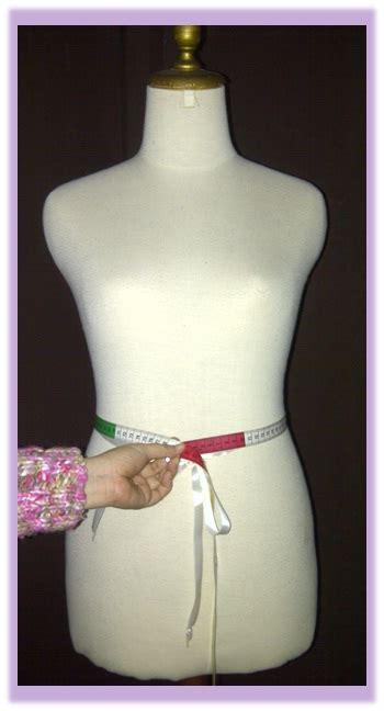 Berikut adalah cara mengukur lingkar pinggang yang perlu anda ketahui! Cara Mengambil Ukuran Badan ~ Kursus Menjahit