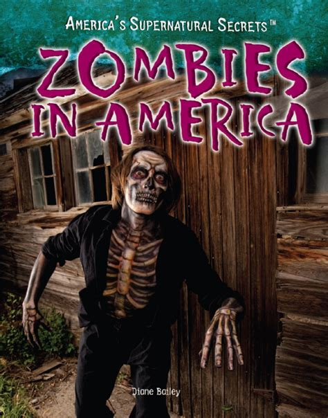 zombies books teens history zombie vitalsource teen america adult young