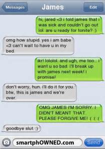 Funny Break Up Text Messages Fail
