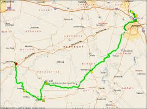 Bardstown KY Map