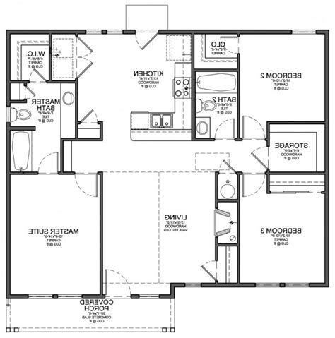 home plans and designs simple house floor plans with measurements free designs