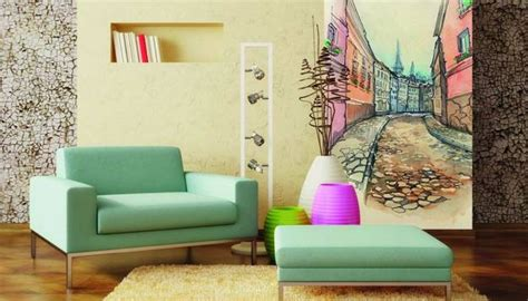 20 Modern Wall Painting Ideas, Watercolor And Ombre