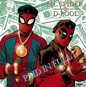 Marvel Comics Does Hip-Hop Covers | Genius