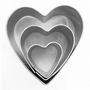 Emporte Piece Inox : emporte pi ce inox pour modelage coeur x 3 emporte pi ce modelage creavea ~ Teatrodelosmanantiales.com Idées de Décoration