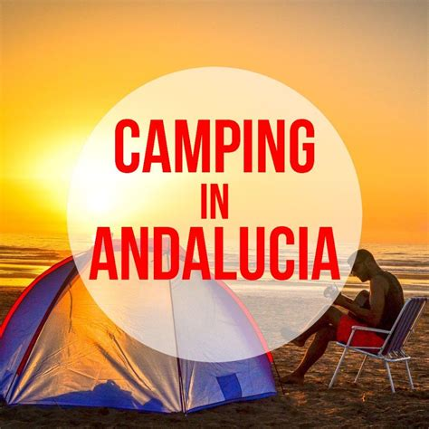camping andalucia spain campgrounds southern