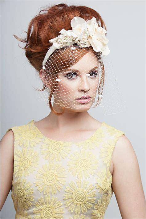 60s Wedding Hairstyles by 1960s Tea Bridal Shower Ideas Hair Makeup Tea