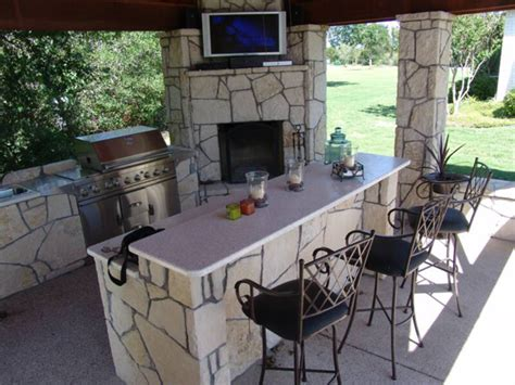 Outdoor Kitchen Ideas For Small Spaces  Small Kitchen