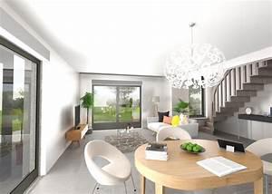 Plan Maison 3d Oyonnax  St