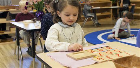 Montessori Preschool | Evergreen Academy