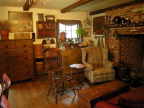 Primitive Country Living Room Ideas Decoor