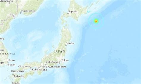 japan earthquake huge  quake strikes  northern japan  pacific ring  fire wadnews