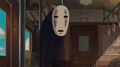 Ghibli Studio Face Spirited Away Vix Criaturas