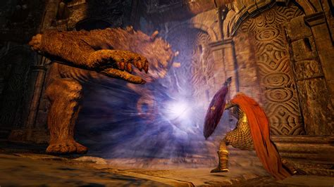 dragons dogma dark arisen enemy showcase teases living