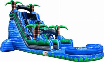 Water Slide Inflatable Crush Party Things Bounce