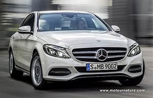 Mercedes Classe C Hybride : nouvelle classe c une mercedes plus mercedes ~ Maxctalentgroup.com Avis de Voitures