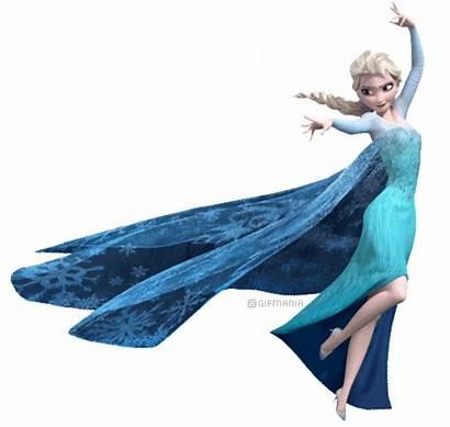 Elsa Frozen Disney Reina Princess Decal Sticker