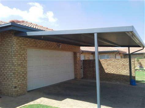 Carport Materials by Carports Gauteng Building Materials Junk Mail