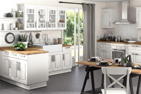 cuisine bistro meuble et mod 195 168 le de cuisine lapeyre id 233 es pour la maison