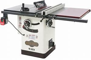 Types De Scie : hybrid table saw reviews the basic woodworking ~ Premium-room.com Idées de Décoration