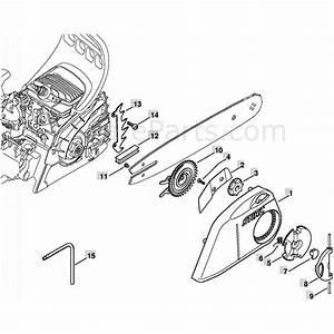 Stihl Ms 211 Chainsaw  Ms211c  Parts Diagram  Quick Chain