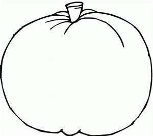 Free coloring pages of pumpkin stencil for Pumpkin template free printable