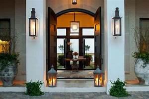 Fascinating, Vintage, Hanging, Gas, Lanterns, For, Front, Door, Decor