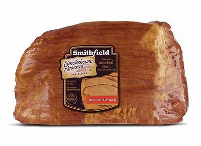 Ham Smithfield Sliced Pre Smoked Boneless Hickory