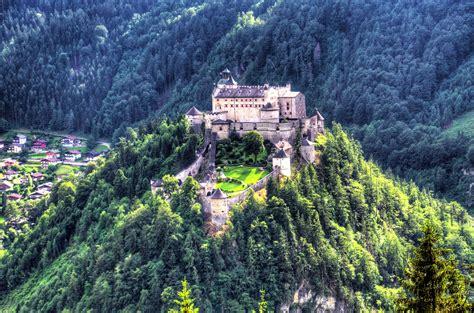Hohenwerfen Castle, Werfen, Austria   CamelKW   Flickr