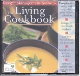 Living Cookbook Software Review : Article - GourmetSleuth