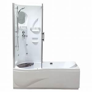 Rideau Baignoire Rigide : baignoire porte castorama excellent autres vues autres ~ Nature-et-papiers.com Idées de Décoration