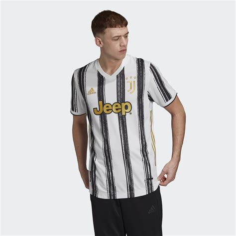 Juventus 2020-21 Adidas Home Kit   20/21 Kits   Football ...