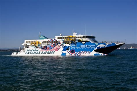 Fast Boat Miami To Bahamas by Bahamas Express Fast Ferry Service To Bimini Brown S