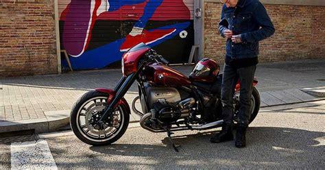 bmws  concept motorcycle cruiser