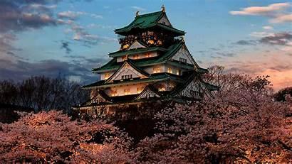 Osaka Castle Japan Tour Kyoto Fanpop Wallpapers