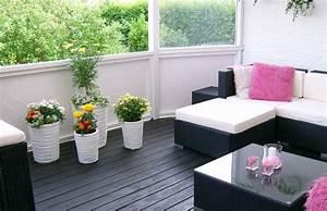 Balkon Sichtschutz Rattan : wohntipps f r balkon gestaltung sichtschutz und deko ~ Markanthonyermac.com Haus und Dekorationen